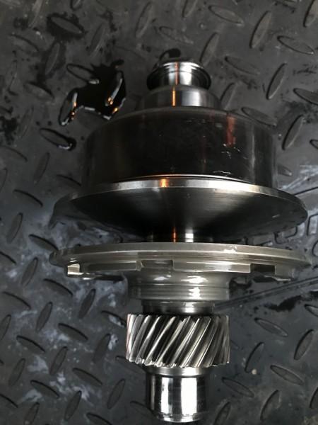 Вал шкива вариатора ведомый, конус (с гидропоршнем) CVT Geely Emgrand EC7