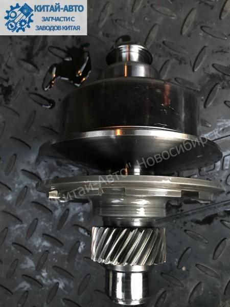 Вал шкива вариатора ведомый, конус (с гидропоршнем) CVT Lifan X60