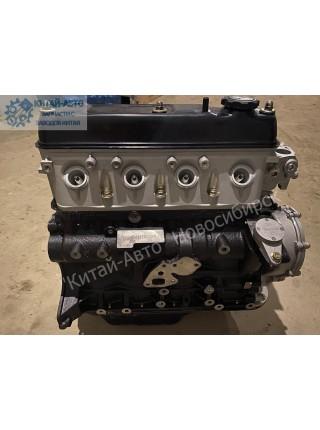 Новый двигатель на ZX Admiral,  Tianye Admiral  ( 491QE, 2.2 л)