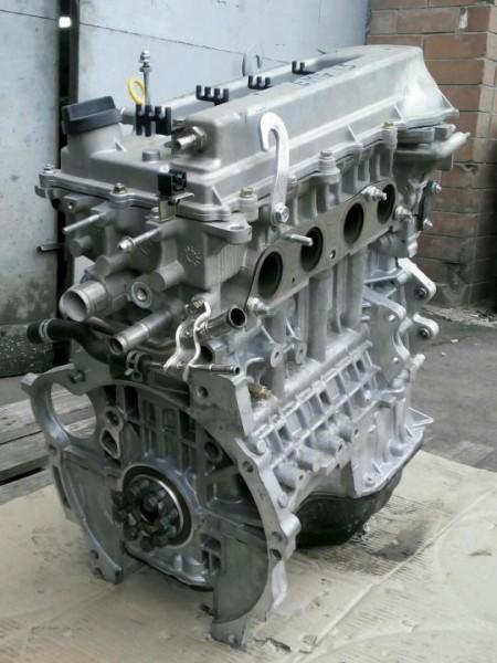 Двигатель в сборе 1,5 л. Geely Emgrand EC7