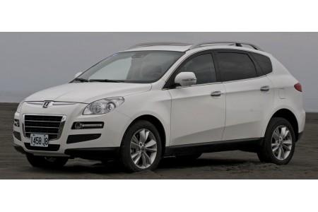 Luxgen 7 SUV — редкая машина в России.