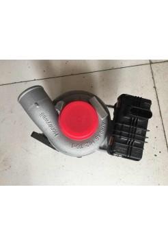 Турбина, турбокомпрессор (электр. клапан) Great Wall Hower H5