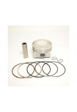 Поршневая группа (поршень 4 шт, кольца поршневые комплект, пальцы) STD Lifan X50